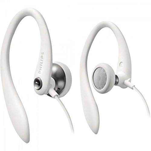 Philips SHS3300WT Earhook Headphones SHS3300 White