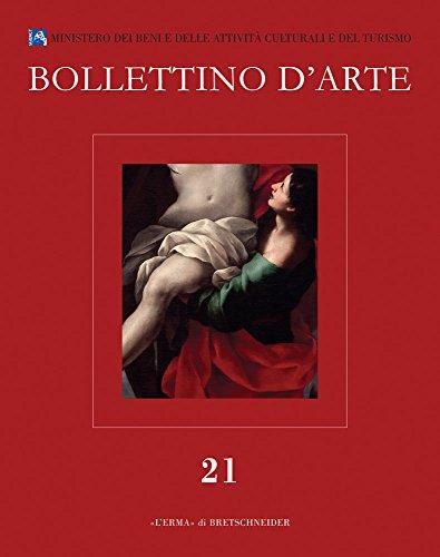 Bollettino d'Arte 21, 2014 (Italian Edition)