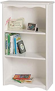 product image for Little Colorado Traditonal Bookcase, Solid White