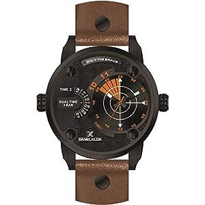 Daniel Klein Analog Black Dial Men's Watch – DK11114-6