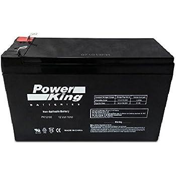 Amazon.com: 12 V 10 Ah Sla Batería de repuesto para tonka 12 ...