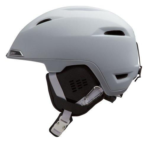 Giro 2013/14 Edit Winter Snow Helmet (Matte White - L) by Giro