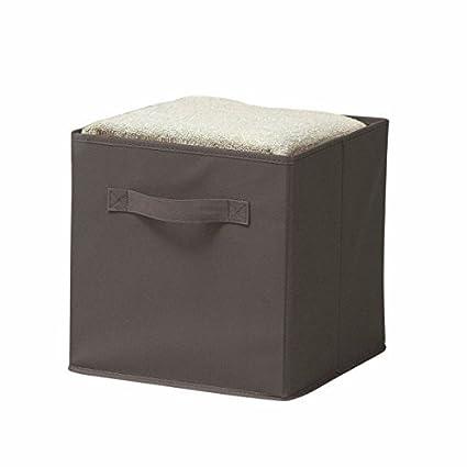 Attrayant Unique Home Storage Cube Set, Grey (6 Piece)