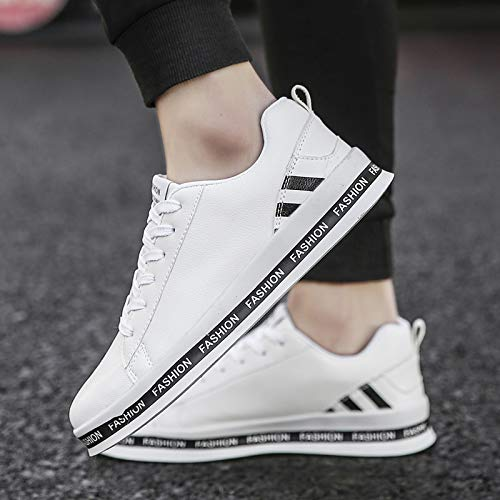 Sneakers White Men Trend Men's Sport NANXIEHO Leisure Shoes 5IqnS