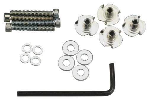 Great Planes Bolt Set/Blind Nuts (4-Piece), 6-32x1