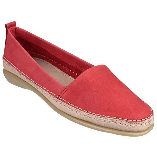 The Flexx - Zapatos de verano de Nubuck modelo Mr Softy para mujer Tabaco