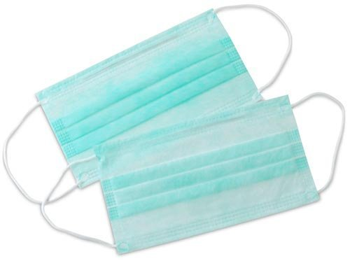 Disposable Dust/Surgical Mask - Box of 50 (12 PK)