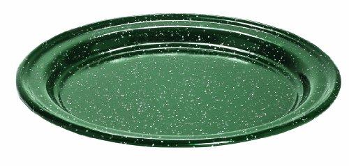Cinsa 312911 Camp Ware Dinner Plate, 12-3/4-Inch, Green Tundra