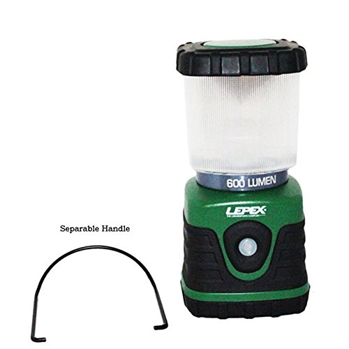 LEPEX Optima LED Camping Lantern Lamp 600 Lumen LPL-9708 by SSGSSK (Image #1)