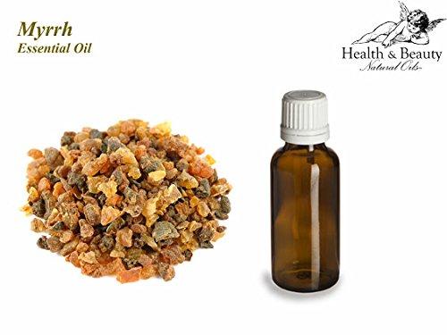 100% Pure масло мирры 1 унции (30 мл) ... Вязкая и ароматный