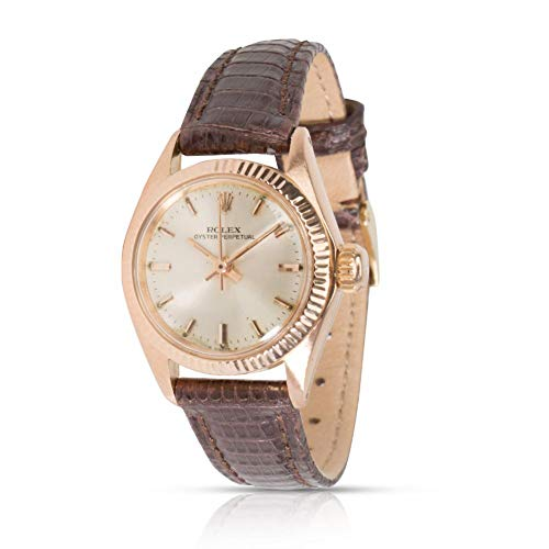 Rolex Oyster Perpetual Automatic-self-Wind Female Watch 6619 (Certified Pre-Owned)