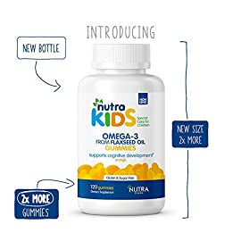 Omega-3-Vegan-Gummies-By-Nutra-Pharm-Pineapple-Orange-and-Strawberry-Flavor-120-Count-Daily-Organic-Multivitamins-for-Kids-GLUTEN-FREE-SUGAR-FREE-VEGAN-KOSHER-HALAL-VITAMIN-SUPPLEMENTS