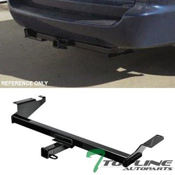 - Topline Autopart Class 3 III Trailer Towing Hitch Mount Receiver Rear Bumper Utility Tow Kit 2