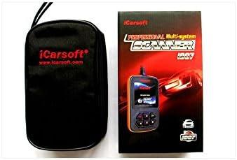 iCarsoft M/áquina Diagnosis Honda i990 versi/ón 2020//2021