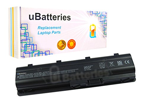 UBatteries Compatible 10.8V 48Whr Battery Replacement for HP 2000 2000-2dxx 2000-2d11DX 2000-428DX 2000-300 2000-400 / HP Envy 17 17-1000 17-2000 / HP G32 G32-200 G32-300 / HP G4 G4-1000 Series