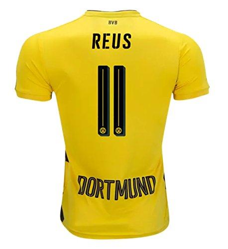 REUS 11 Borussia Dortmund Season 2017/2018 Jersey men's Size S