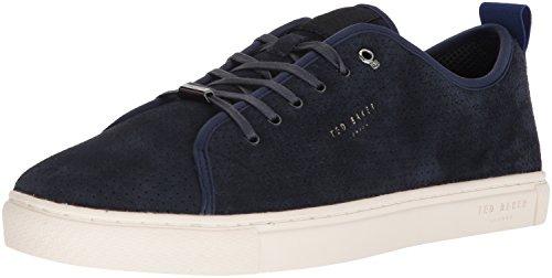 Ted Baker Hombres Kaliix Sneaker Dark Blue