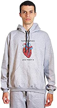 MOLETOM AGASALHO BASIC SANDRO CLOTHING HEART