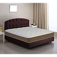 Wolf Lifetone 288 high profile innerspring Mattress, filled with foam and Wolfs cotton blend,Queen, Bed in a Box, Made in the USA