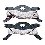 Flexifoil 25m Kite Flying String Set 2 x 440lb