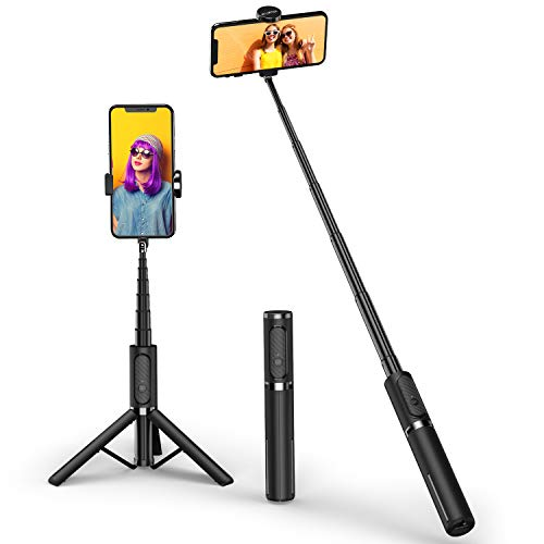 ATUMTEK Bluetooth Selfie Stick