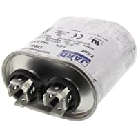 7.5 MFD Oval Run Capacitor (440V), Pack of 25