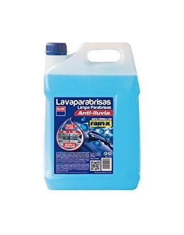 krafft LAVAPARABRISAS Rain X Anti Lluvia Limpia Parabrisas Uso Directo 5L Ref 14126