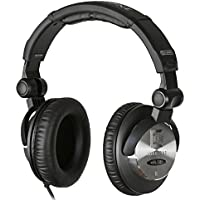 Buy Ultrasone HFI-580 S-Logic Surround Sound Professional Closed-back Headphones with Transport Bag opportunity