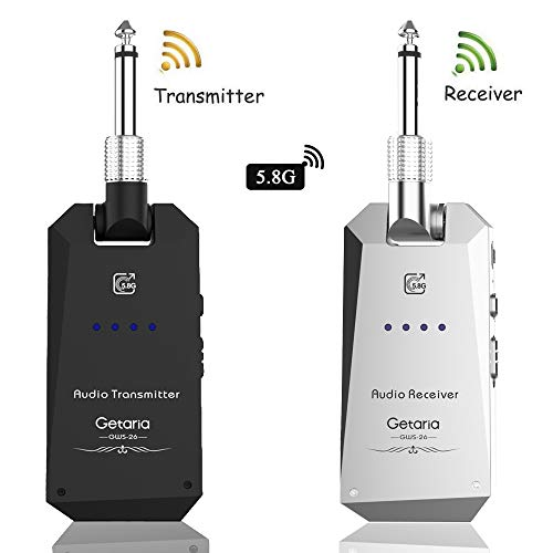Getaria Wireless Guitar Transmitter