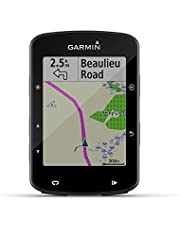 Garmin Edge 520 Plus, GPS Cycling/Bike Computer for Competing and Navigation (Certified Refurbished)