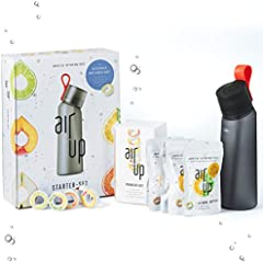 air up® Starter-Set (Trinkflasche 650ml + 5x air up® Duft-Pods)