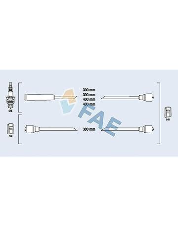 FAE 83140 Juego de cables de encendido