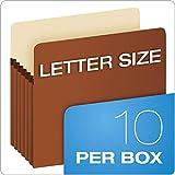 Pendaflex Expanding File Pockets, Letter