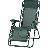 Astonica 50104383 Green Gravity Chair with Head Cushion