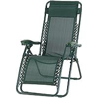 Astonica 50104383 Green Gravity Chair with Head Cushion