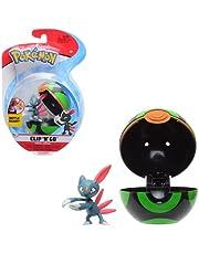 Pokémon Clip N Go Sneasel & Dusk Ball, Multi Color, PKW0153