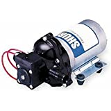 Shurflo 2088-554-144 Fresh Water Pump, 12 Volts, 3.5 Gallons Per Minute, 45 Psi by SHURFLO