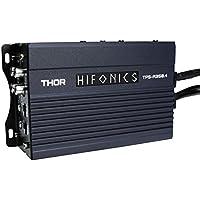 Hifonics TPS-A350.4 Compact Four Channel, 350 Watt Powersports Amplifier