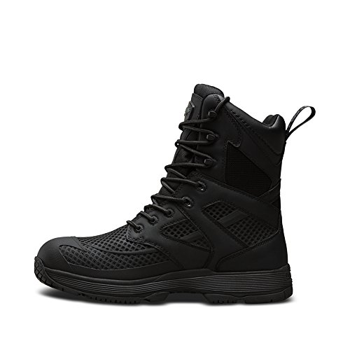 Dr Black Extra Watch Martens Moulding Cpu Unisex Tough Boot Nylon Black xqnPOrfqBw