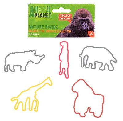 Animal Planet African Logo Bandz Bracelets