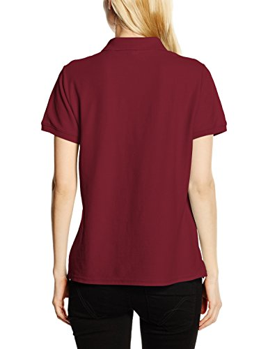 Loom the Polo Burgundy Donna of Fruit BEf0qwx1w