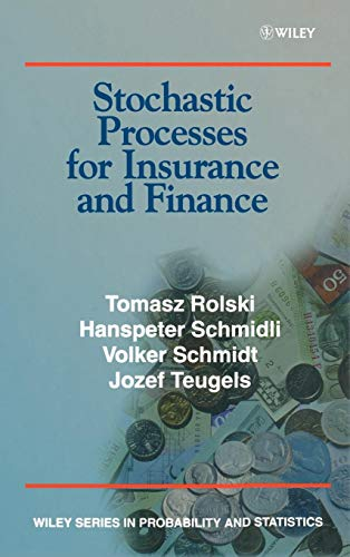 Stochastic Processes for Insurance and Finance