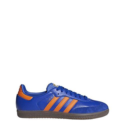 Baskets azufue Naranj Adidas 000 Gum5 Pour Samba Hommes Bleu Og 0n0EwFqY