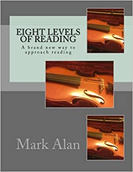 Eight Levels of Reading (Landtrain series of books Book 1)
