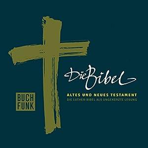 Die Bibel. Altes und Neues Testament Hörbuch