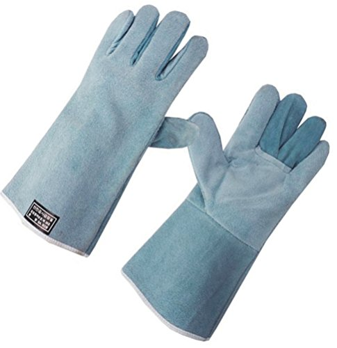 SSGSSK Handmax Welding Gloves Thermal Protection Animal H...