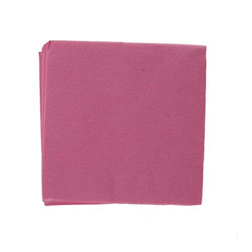 Hot Pink Beverage Napkins, 20ct ()