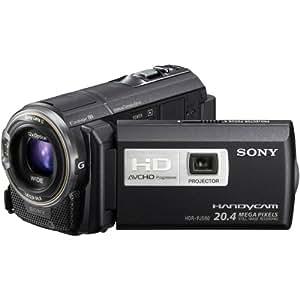Sony HDRPJ580VE - Videocámara HD Flash (pantalla de 3 pulgadas)
