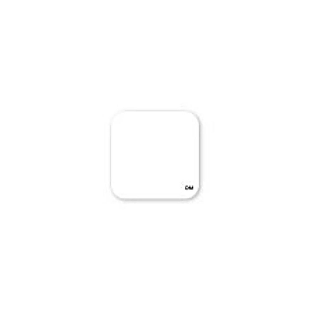 Day Mark 112026 White DissolveMark .75'' Label - 1000/RL