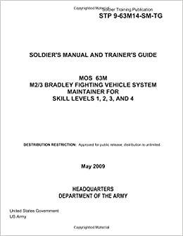 Soldier Training Publication STP 9-63M14-SM-TG Soldier's Manual and Trainer's Guide MOS 63M M2/3 Bradley Fighting Vehicle System Maintainer for Skill Levels 1, 2, 3, and 4 May 2009